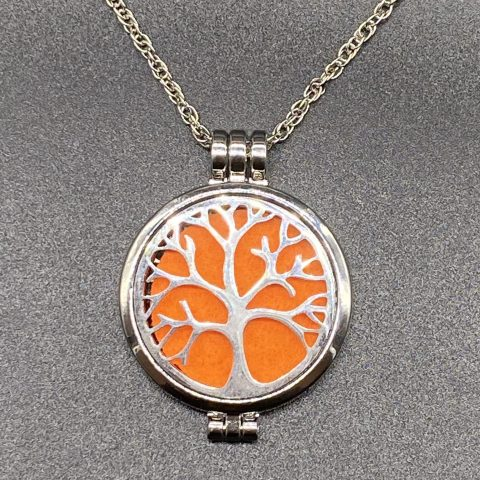 Winter Harvest Diffuser Necklace