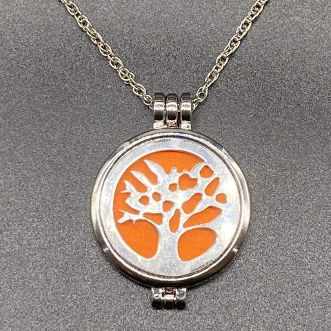 Baby Tree Diffuser Necklace