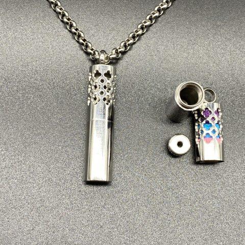 Aroma Stick Diffuser Necklace