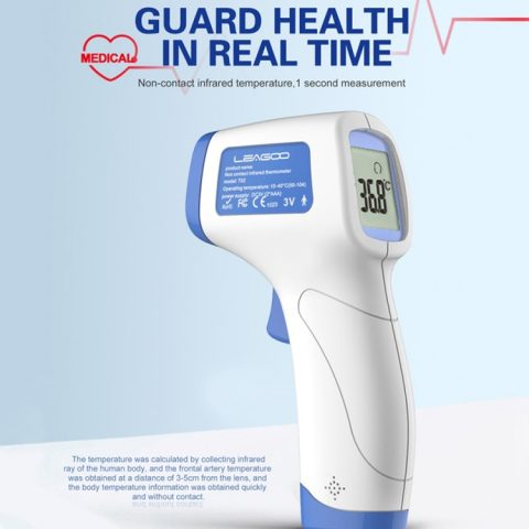 Non-contact Forehead Body Infrared Thermometer